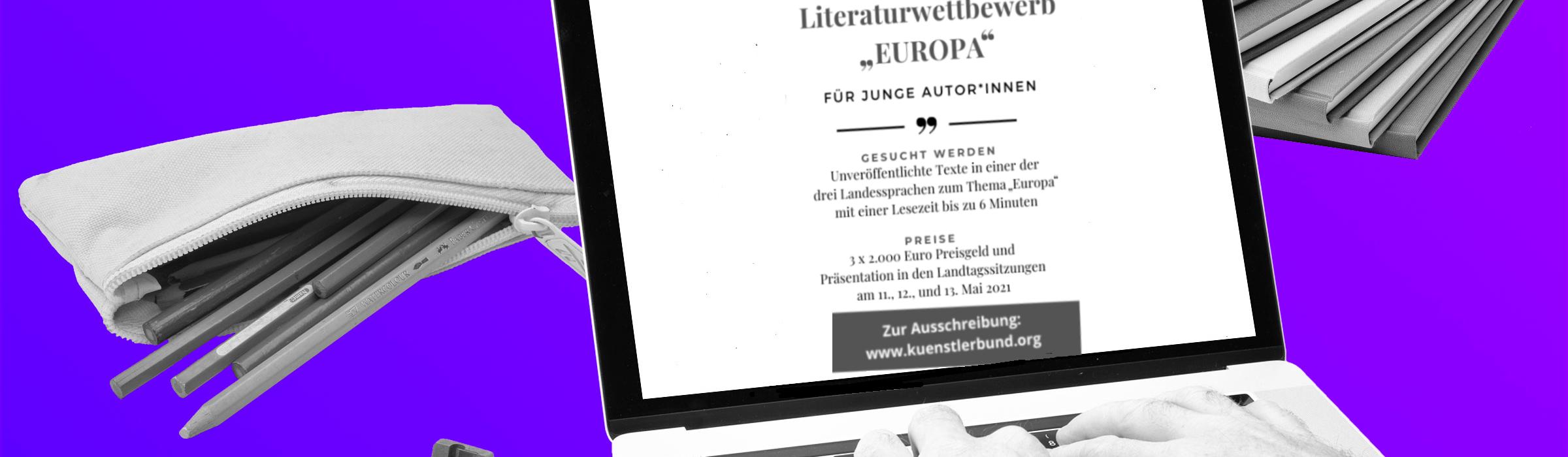 Literaturwettbewerb Europa
