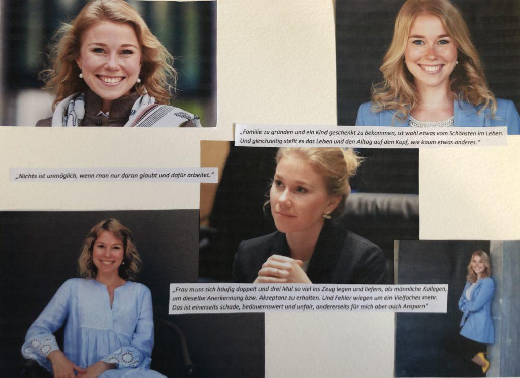 Collage © Leonie Joppi, Maria Hueber Gymnasium Bolzano